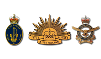 australian defence force logos