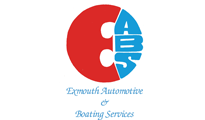 exmouth automotive & boat services logo