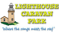 lighthouse caravan logo