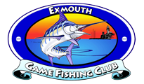exmouth game fishing club logo