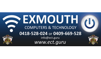 exmouth computers technology logo