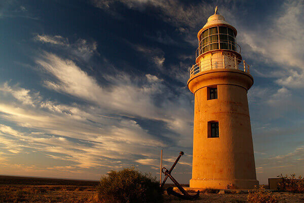 afternoon at ningaloo lighthouse